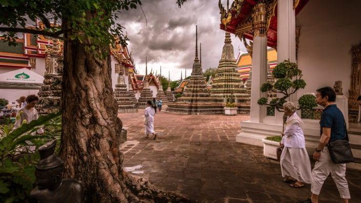 Wat Pho Inside Photography