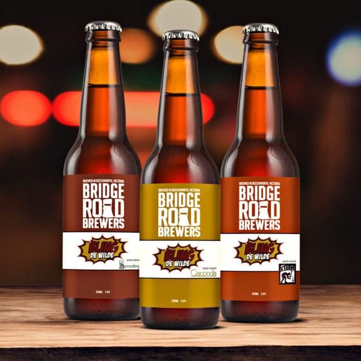 Bridge Road Brewers Biere De Wilde Pack
