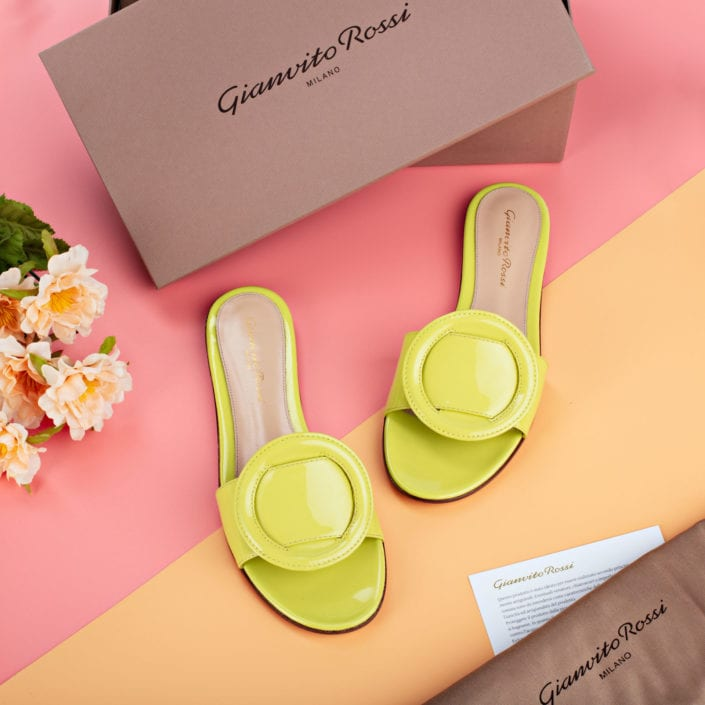 Gianvitto Rossi Shoes Flat lay