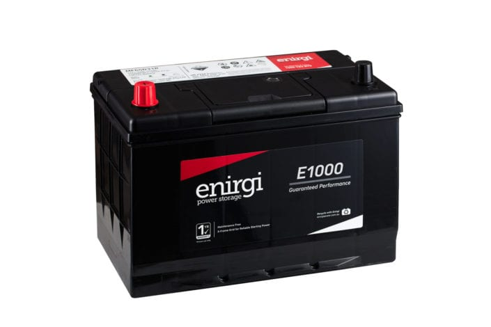 Car Battery Product Photography