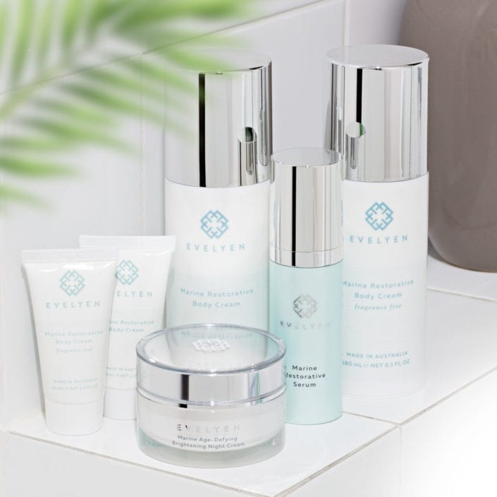 Evelyen Skincare Pack Photo