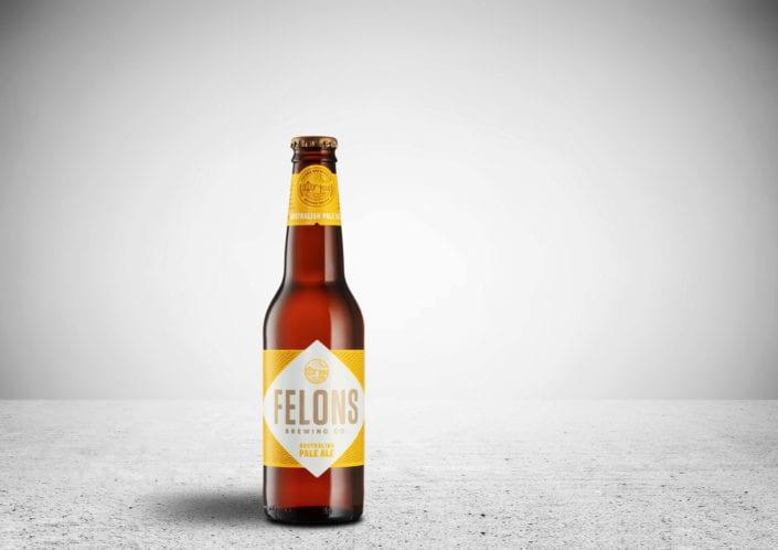 Felons Brewing Beer