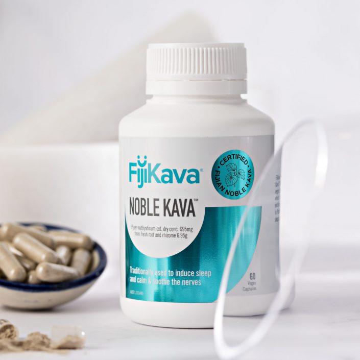 Fiji Kava Noble Kava Capsules