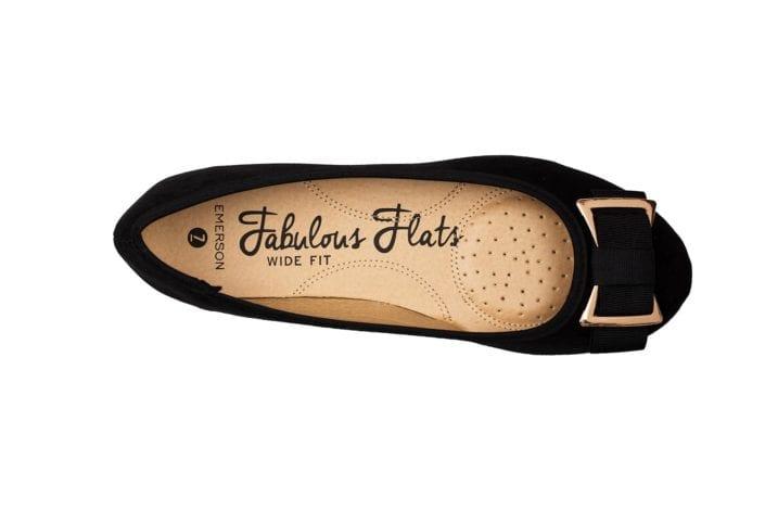 Flat lay shoe photography