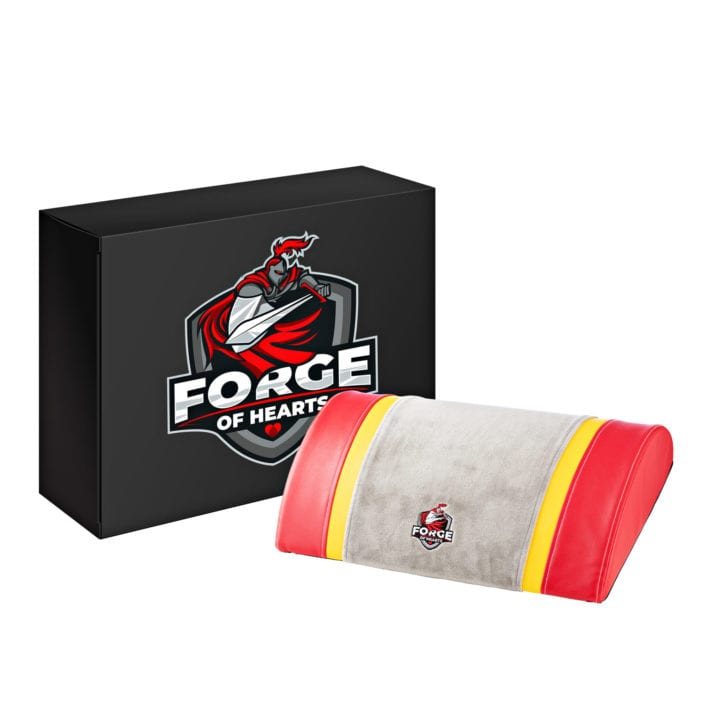 Forge of Hearts Gaming Footrest Esports
