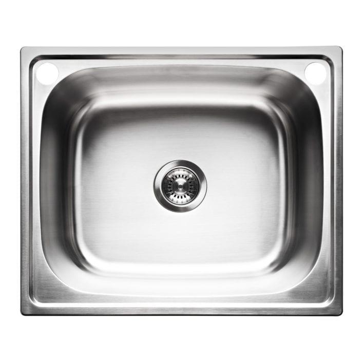 Intersource Platinum Sink on White