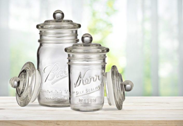 Mason Jar product photography amazon