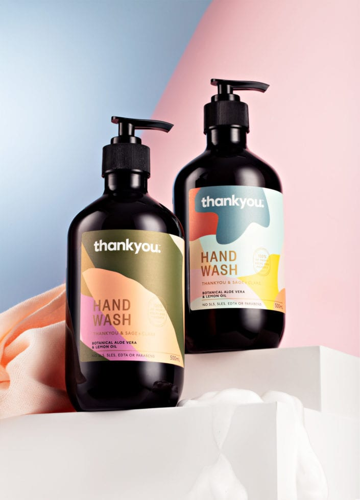 Thank You Hand Wash Product Image