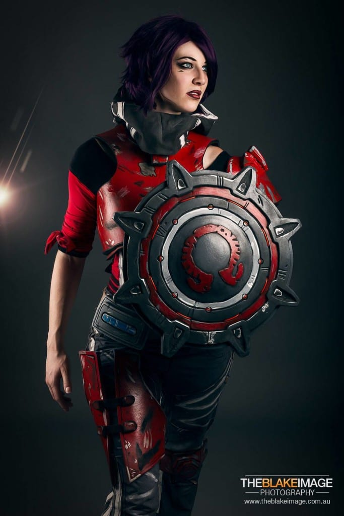 Athena Borderlands Cosplay