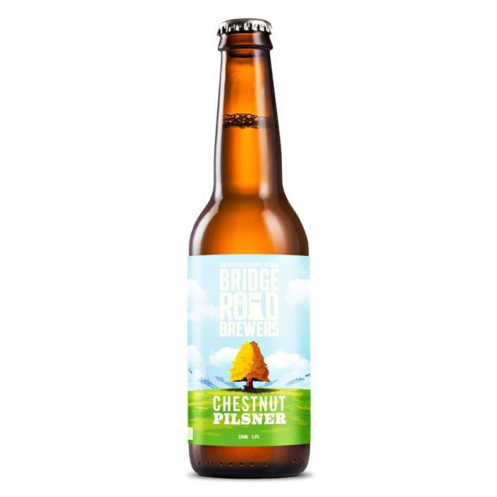 Bridge Road Brewers Chestnut Pilsner