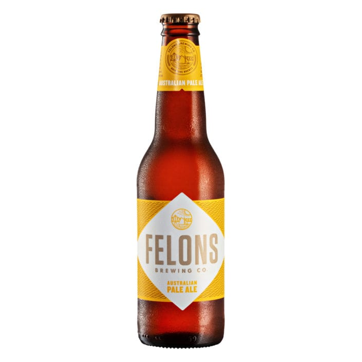 Felons Brewing Aus Pale Ale