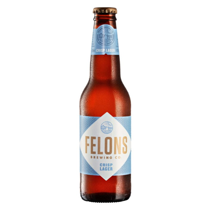 Felons Brewing Lager