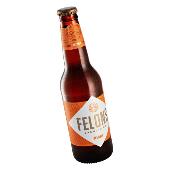Felons Brewing Middy
