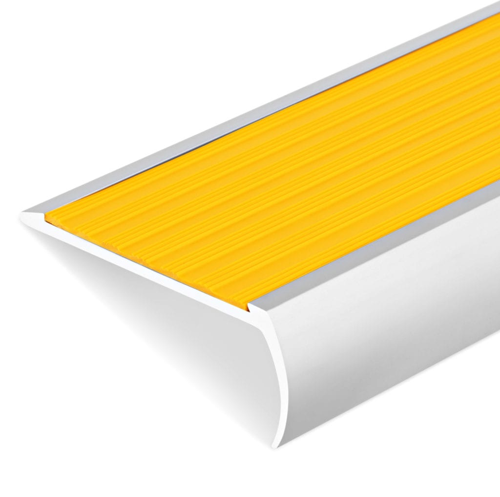Yellow Bullnose Stair Nosing