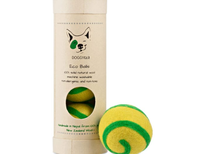 Doggy Eco Wool Balls