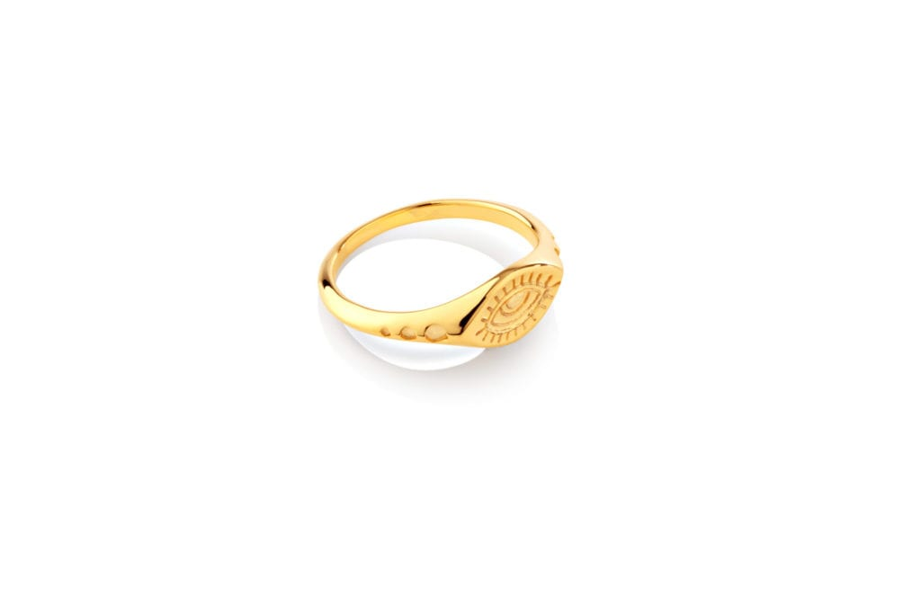 Gold Ring Jewellery Photography