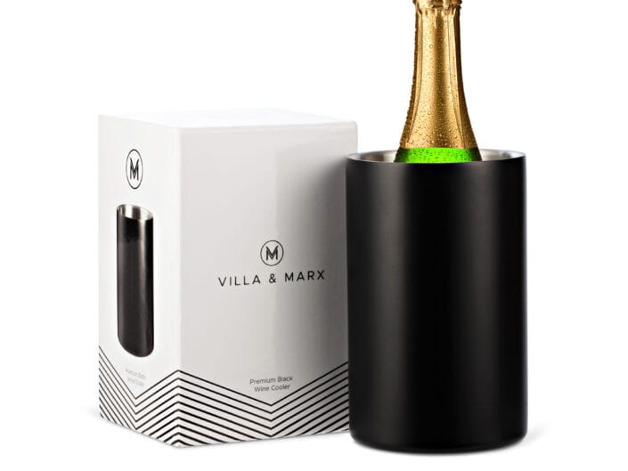 Villa marx black wine cooler