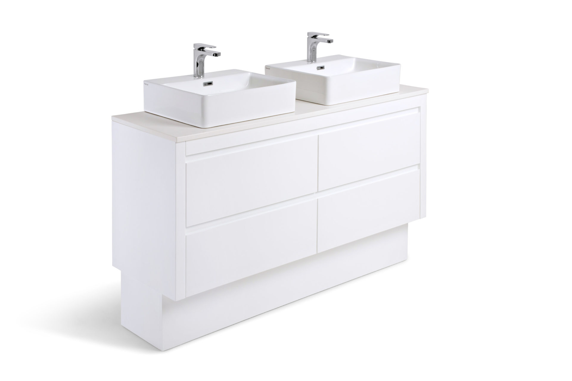 builders warehouse bathroom product photography